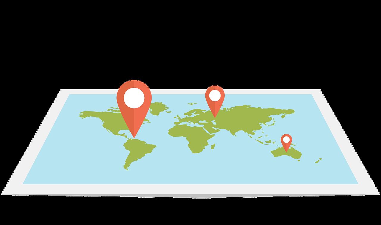Geolokalizacja – na czym polega?